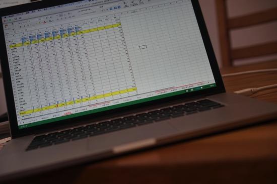 Windows版とほぼ同等の機能・ショートカット!Mac版Excel2016プレビュー版を試してみた