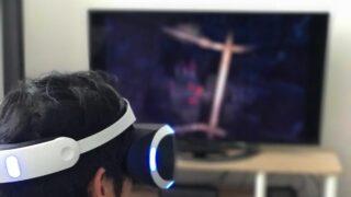 PlayStation VR(PSVR)レビュー。体験しなきゃわからないものは体験。