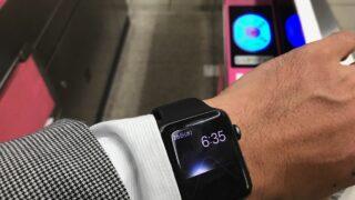 Apple Watch Series 2 &Suicaは便利!JALカードSuica(View)からの移行方法